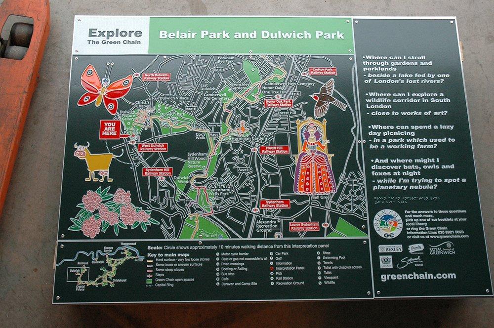 Interpretation_Panel_Belair_Park_Dulwich_Park