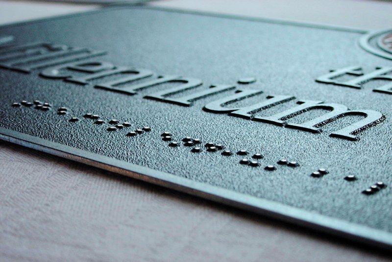 Zinc_Etched_Braille_Panel