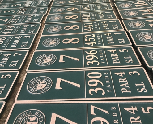 All Things Golf Fulwell Tee Markers